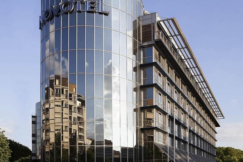 Hotel Novotel Paris Bercy