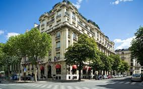 Paris - Hôtel Raphaël