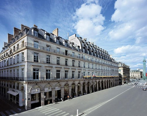 Paris - Hôtel Lotti
