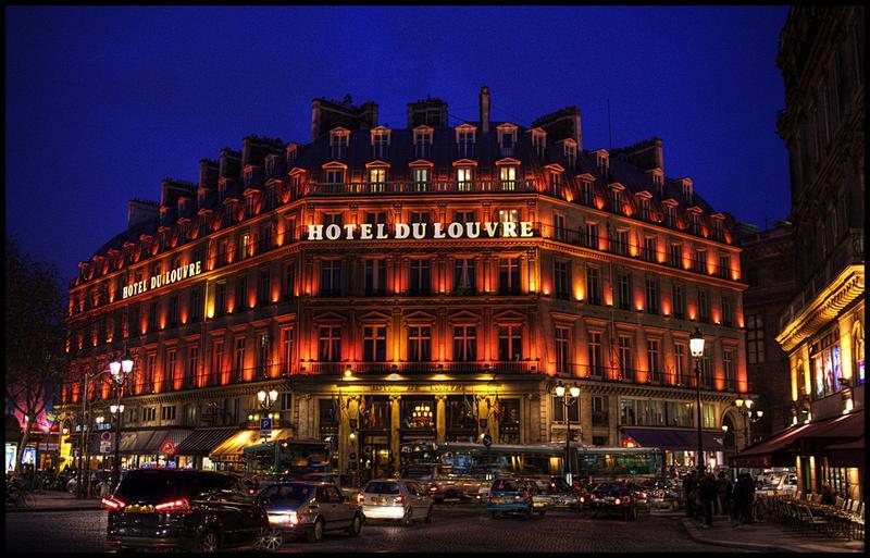Paris - Hôtel du Louvre